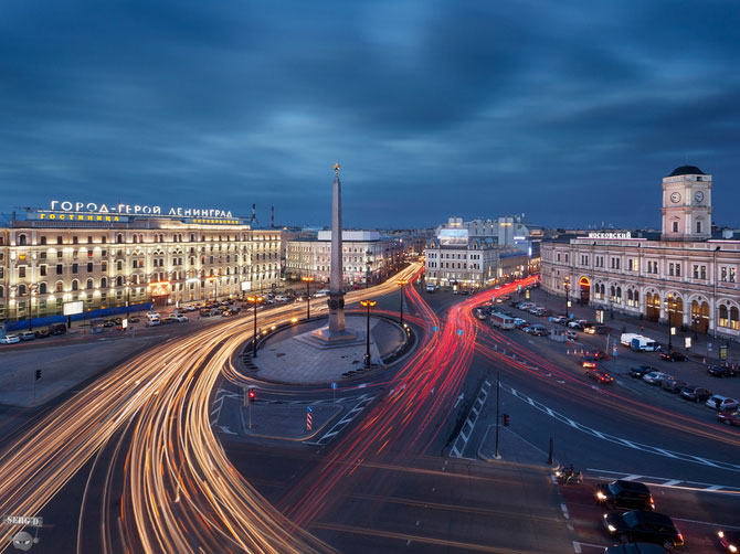 O noapte la Sankt Petersburg, cu Serg Degtyarev - Poza 3