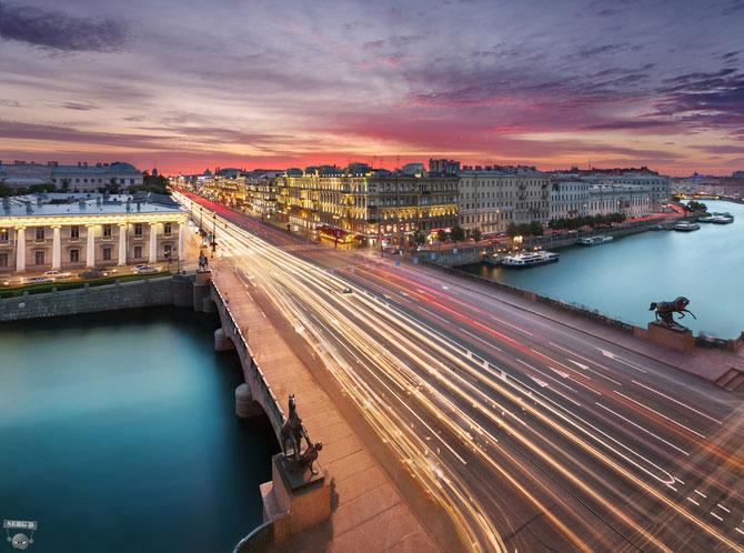 O noapte la Sankt Petersburg, cu Serg Degtyarev - Poza 5