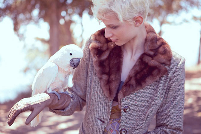 Susanne Kindt: Fashion din L.A. via Stockholm - Poza 6