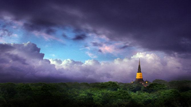 Plimbare prin lumea intreaga, cu Tantandad Noppanun - Poza 7