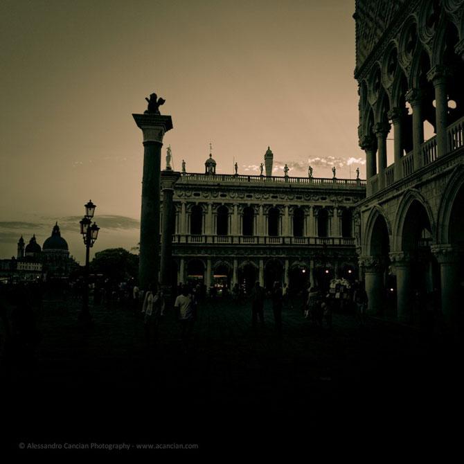 Venetia in misterul intunericului, de Alessandro Cancian - Poza 3