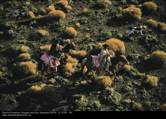 Rusia, Coreea si Argentina, din inaltimile lui Yann Arthus-Bertrand - Poza 3