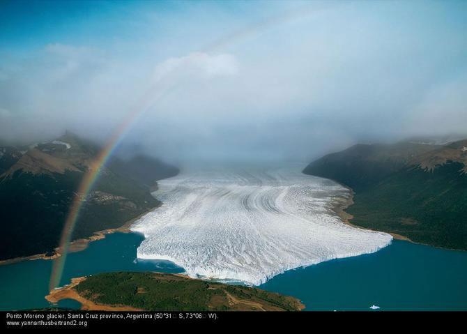 Rusia, Coreea si Argentina, din inaltimile lui Yann Arthus-Bertrand - Poza 4