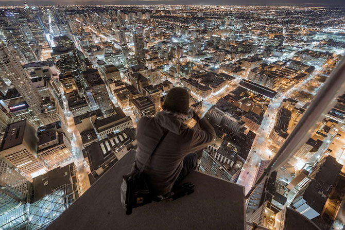 Adrenalina pe acoperisuri, cu Tom Ryaboi - Poza 2