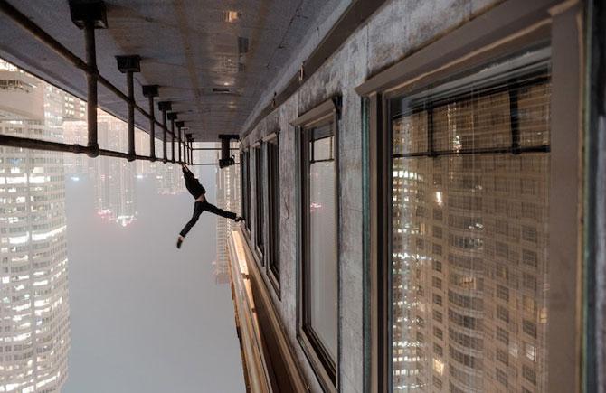 Adrenalina pe acoperisuri, cu Tom Ryaboi - Poza 3