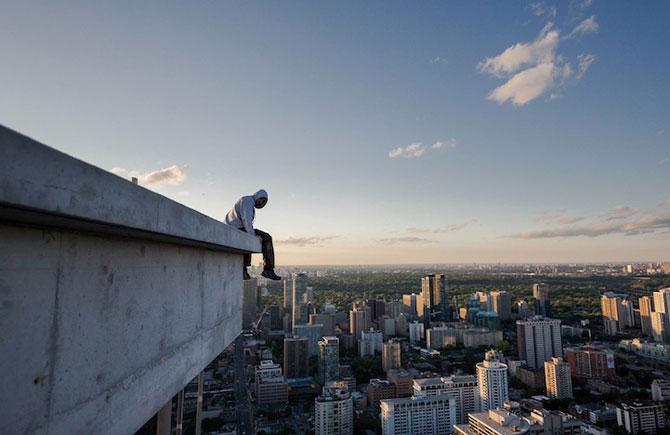 Adrenalina pe acoperisuri, cu Tom Ryaboi - Poza 4