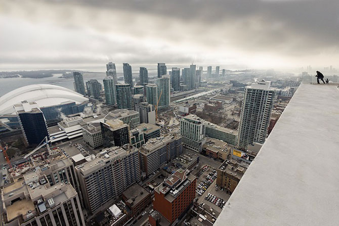 Adrenalina pe acoperisuri, cu Tom Ryaboi - Poza 8