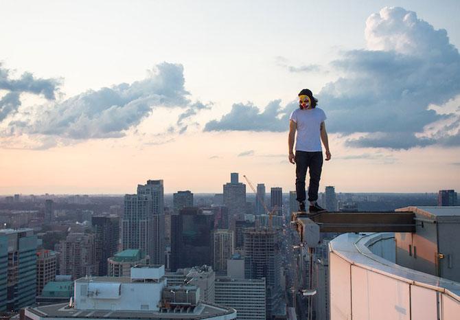Adrenalina pe acoperisuri, cu Tom Ryaboi - Poza 10