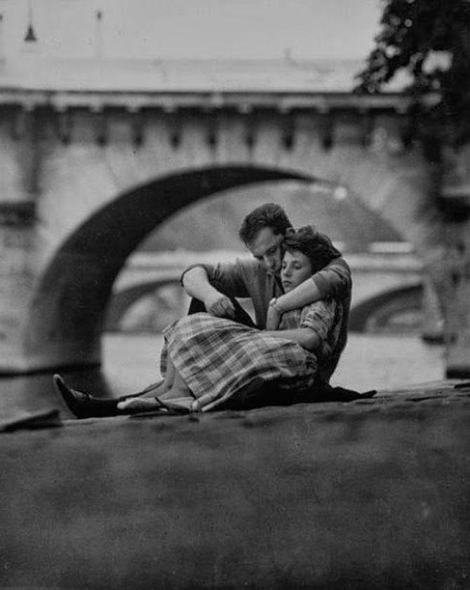 Iubirea in Parisul alb-negru al lui Paul Almasy - Poza 6