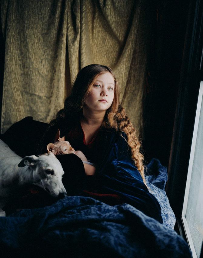 Lumea Ameliei: Adolescenta si animalele, de Robin Schwartz - Poza 2