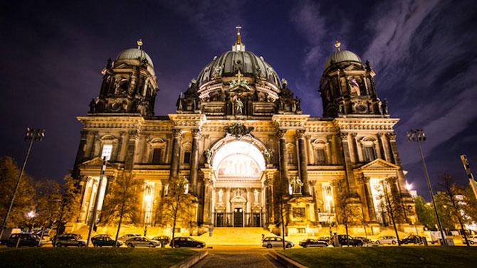 Minunata arhitectura a Europei, de Luke Shepard - Poza 5