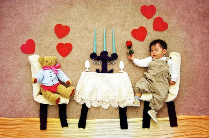 Bebelus in Tara Minunilor, de Queenie Liao - Poza 3