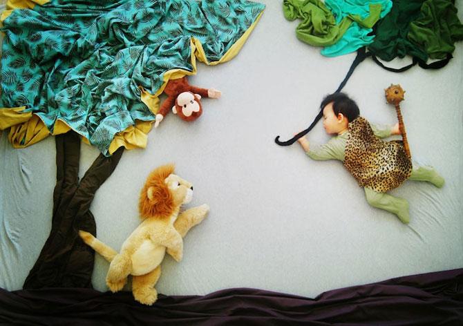 Bebelus in Tara Minunilor, de Queenie Liao - Poza 5
