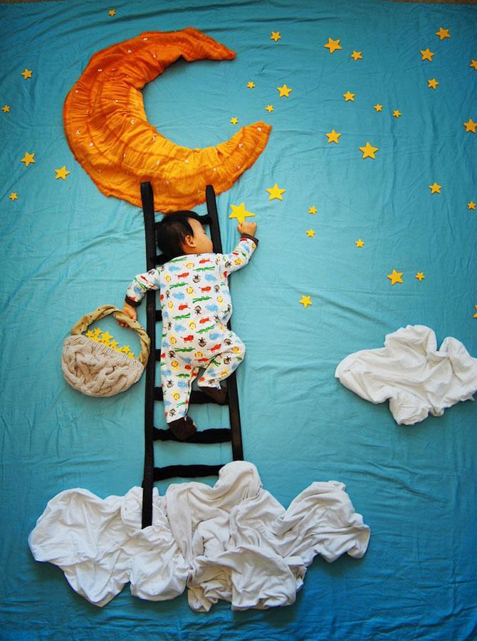 Bebelus in Tara Minunilor, de Queenie Liao - Poza 7