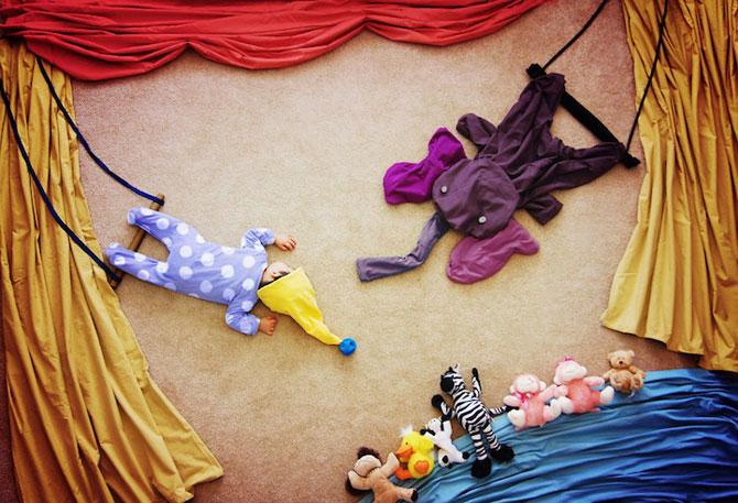 Bebelus in Tara Minunilor, de Queenie Liao - Poza 10