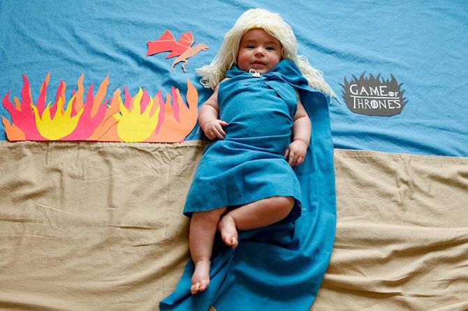 Bebelusul vedeta de seriale, de Karen Abad - Poza 1