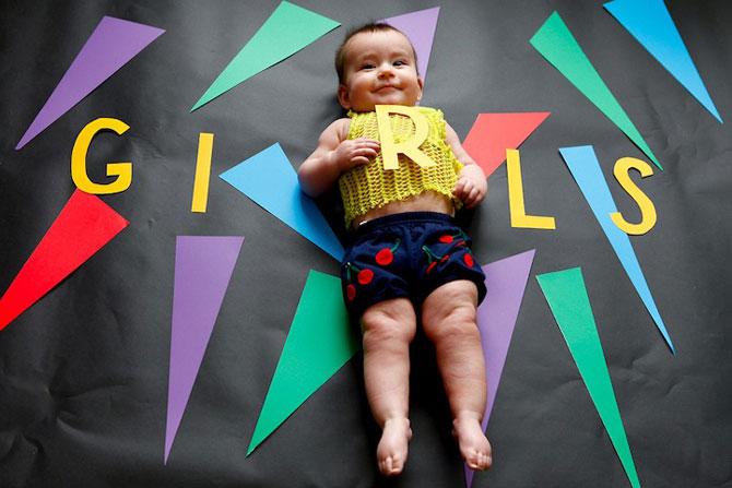Bebelusul vedeta de seriale, de Karen Abad - Poza 2