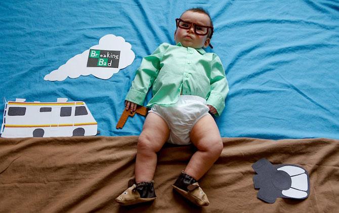 Bebelusul vedeta de seriale, de Karen Abad - Poza 4