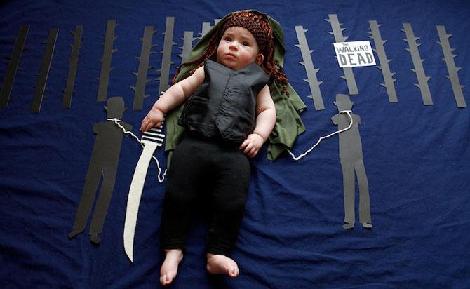 Bebelusul vedeta de seriale, de Karen Abad - Poza 5