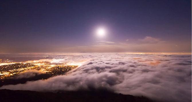 Frumusetea cetii peste San Francisco - Poza 3