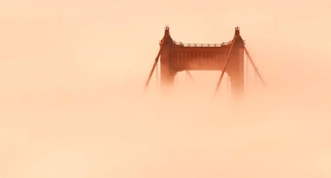Frumusetea cetii peste San Francisco - Poza 4