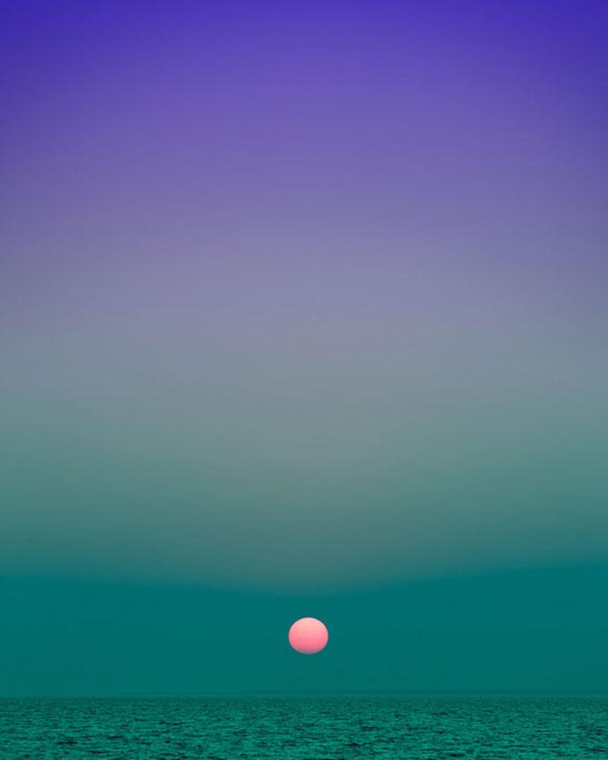 Cerurile lui Eric Cahan, la apus, la rasarit - Poza 3