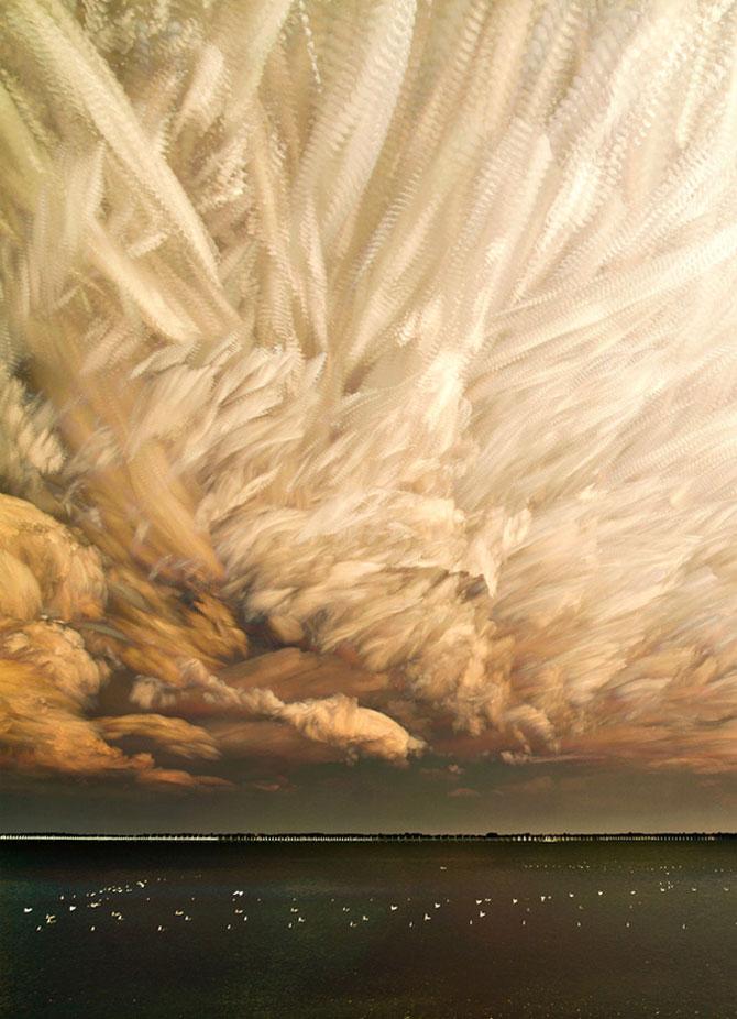 Cerul pictat de Matt Moloy - Poza 2