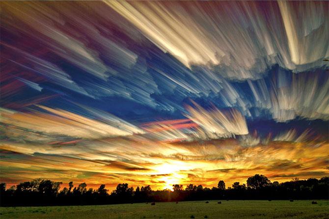 Cerul pictat de Matt Moloy - Poza 6