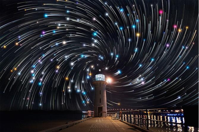 Spirale pe cerul instelat, de Justin Ng - Poza 1