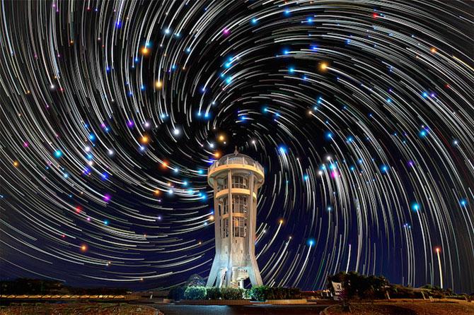 Spirale pe cerul instelat, de Justin Ng - Poza 2