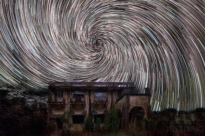 Spirale pe cerul instelat, de Justin Ng - Poza 3