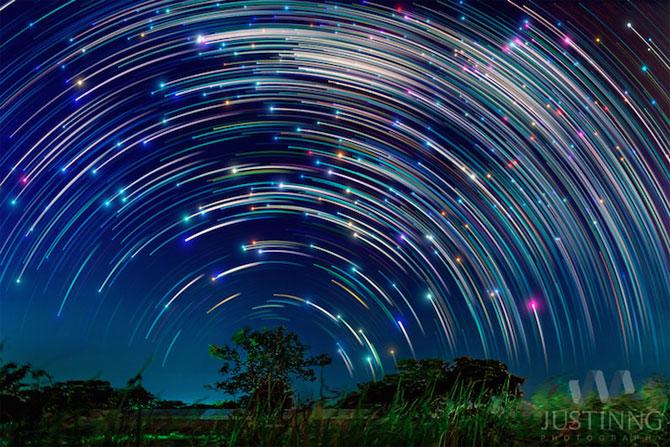Spirale pe cerul instelat, de Justin Ng - Poza 4