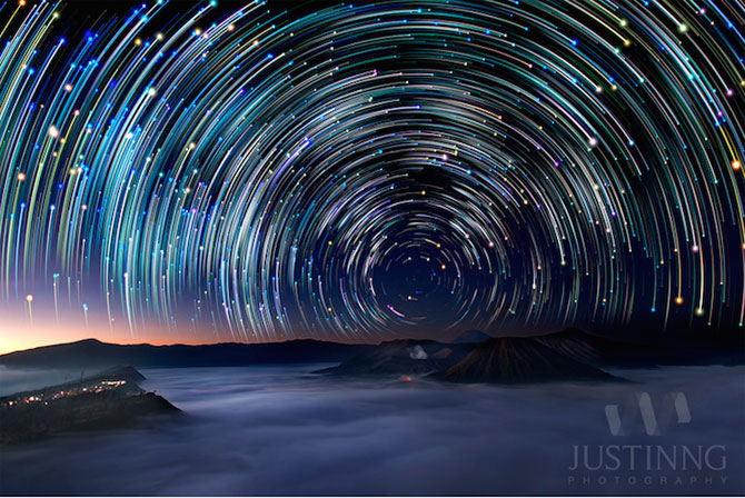 Spirale pe cerul instelat, de Justin Ng - Poza 6