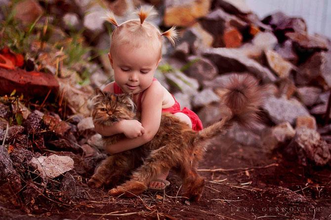 Copiii minunati fotografiati de Elena Gernovich - Poza 3