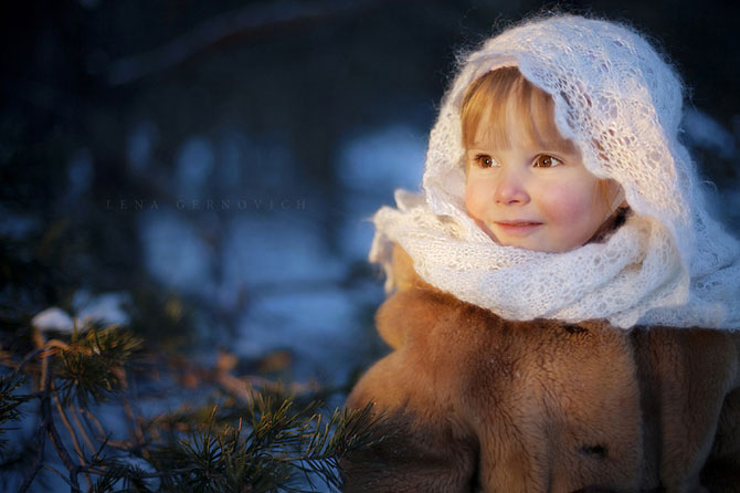 Copiii minunati fotografiati de Elena Gernovich - Poza 4