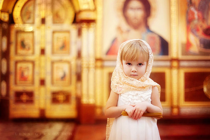 Copiii minunati fotografiati de Elena Gernovich - Poza 8