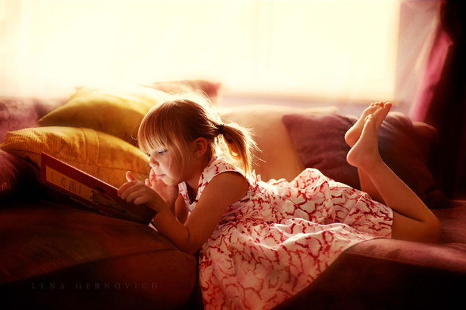 Copiii minunati fotografiati de Elena Gernovich - Poza 9