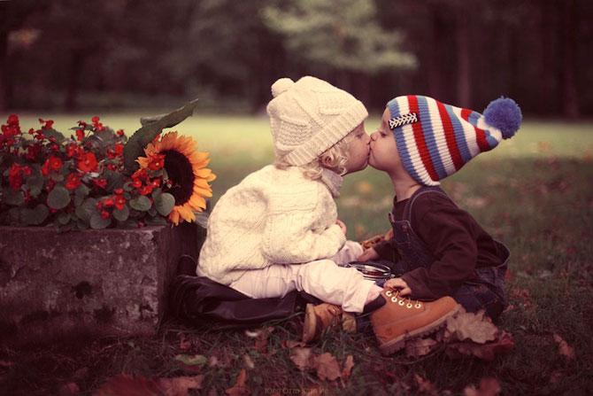 Copiii si iubirea, in 13 fotografii - Poza 1