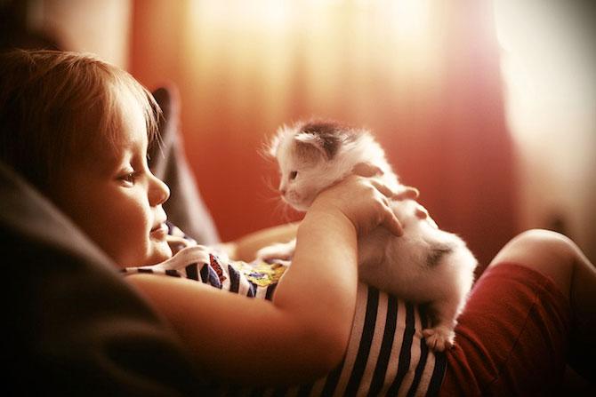 Copiii si iubirea, in 13 fotografii - Poza 3