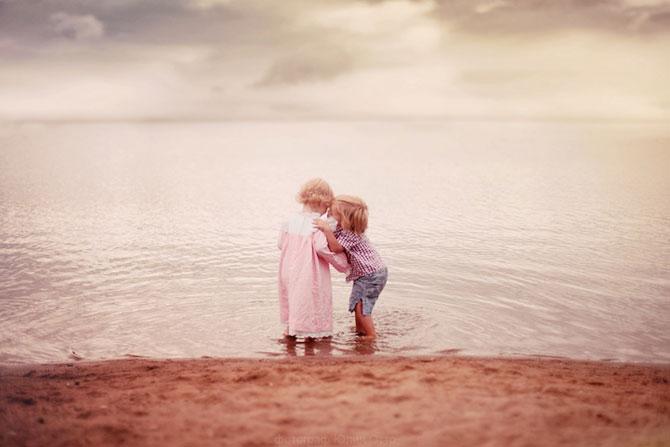 Copiii si iubirea, in 13 fotografii - Poza 4