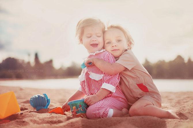 Copiii si iubirea, in 13 fotografii - Poza 5