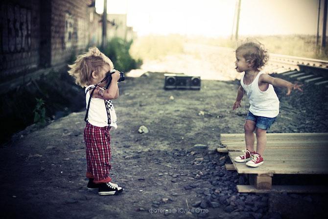 Copiii si iubirea, in 13 fotografii - Poza 8