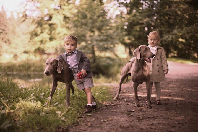 Copiii si iubirea, in 13 fotografii - Poza 9