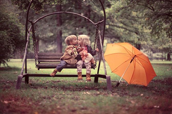 Copiii si iubirea, in 13 fotografii - Poza 10