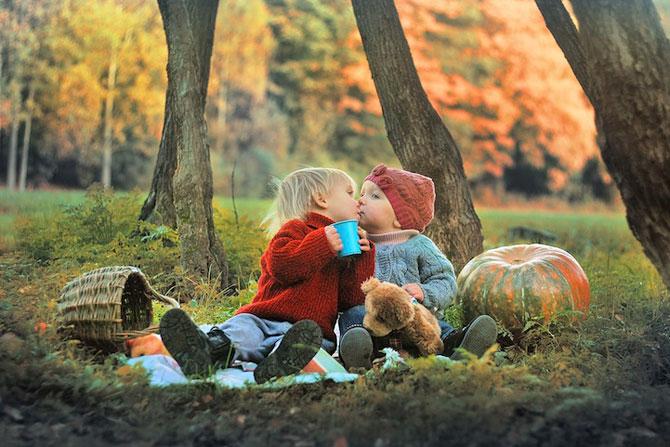 Copiii si iubirea, in 13 fotografii - Poza 12