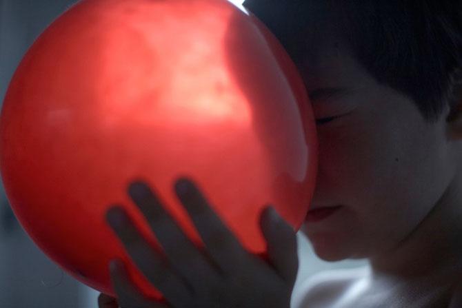 Autismul unui copil in portrete emotionante - Poza 5