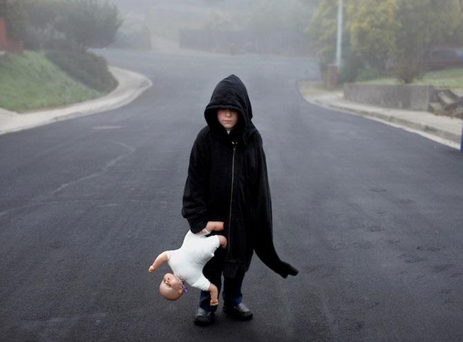 Autismul unui copil in portrete emotionante - Poza 7