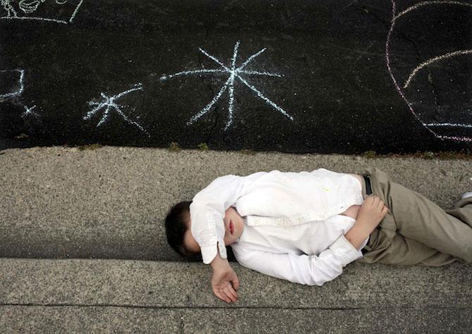 Autismul unui copil in portrete emotionante - Poza 8