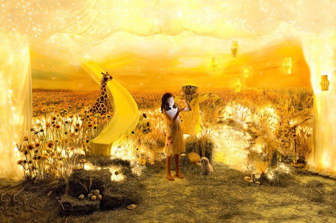Poveste in lumea culorilor, de Adrien Broom - Poza 5