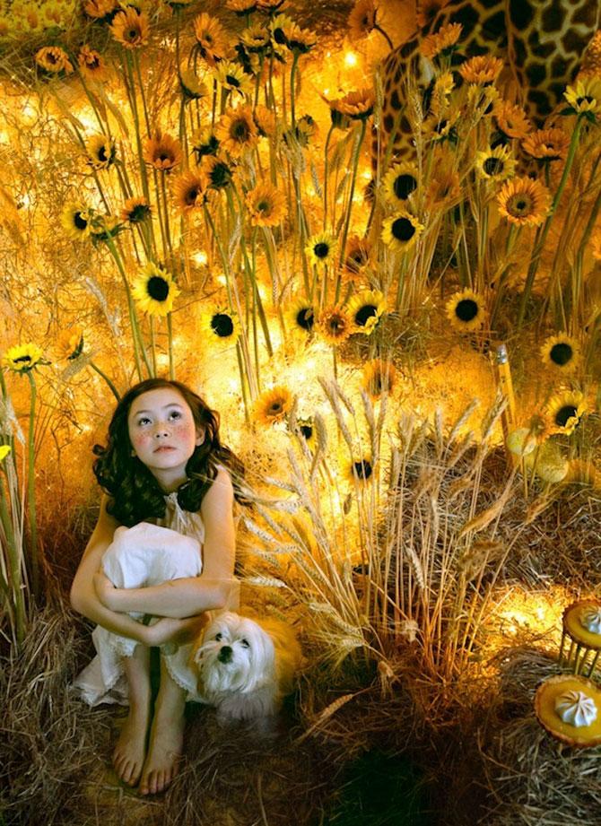 Poveste in lumea culorilor, de Adrien Broom - Poza 6